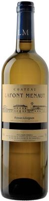 Вино белое сухое «Chateau Lafont Menaut Blanc» 2010 г.