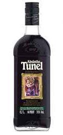 Абсент «Tunel Черный»