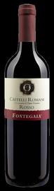 Вино красное сухое «Fontegaia Castelli Romani Rosso»