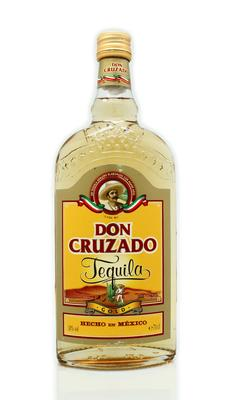 Текила «Don Cruzado Gold»
