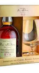Ром «Williams & Humbert Dos Maderas» + бокал, в подарочной упаковке