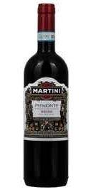 Вино красное сухое «Martini Piemonte Rosso»