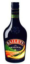 Ликер «Baileys» со стаканом