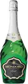 Вино игристое белое брют «Mondoro Brut» + кулер