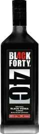 Водка «Black Forty»