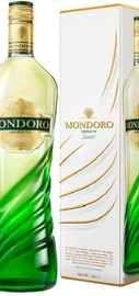 Вермут белый «Mondoro Bianco» в подарочной упаковке