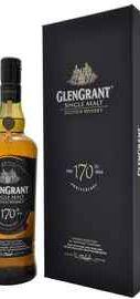 "Виски «Glen Grant, ""170th Anniversary""» в подарочной упаковке"
