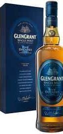 """Виски шотландский «Glen Grant """"Five Decades""""» в подарочной упаковке"""