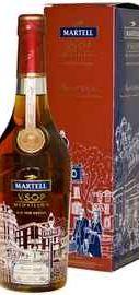 """Коньяк «Martell Martell VSOP Medaillon» в подарочной упаковке """"Париж"""""""