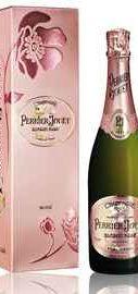 Шампанское розовое брют «Perrier Jouet Blason Rose» в подарочной упаковке