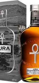 Виски шотландский «Isle Of Jura Superstition» в подарочной упаковке