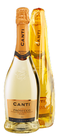 Вино игристое белое сухое «Canti Prosecco» 2012 г.