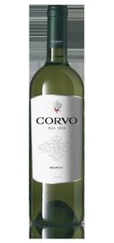Вино белое сухое «Corvo Bianco»