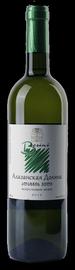 Вино белое полусладкое «Alazani Valley» 2013 г.
