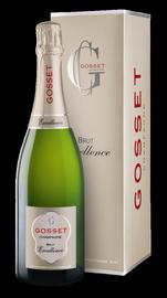 Шампанское брют «Gosset Brut Excellence» в подарочной упаковке