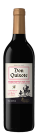 Вино красное полусладкое «Felix Solis Don Quixote Red medium sweet»