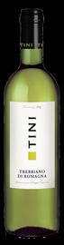 Вино белое сухое  «Caviro TINI Trebbiano di Romagna» 2014 г.
