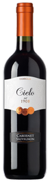 Вино красное полусухое  «Cielo e Terra Cabernet Sauvignon» 2014 г.