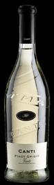 Вино белое полусухое  «Canti Pinot Grigio» 2013 г.