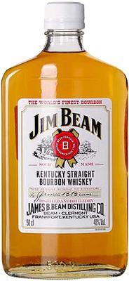 Виски американский «Jim Beam» фляга