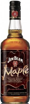 Виски американский «Jim Beam Maple»