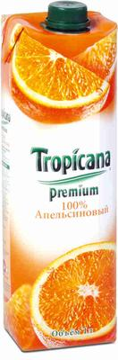 Сок «Тропикана апельсин»
