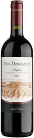 Вино красное сухое «Villa Donoratico» 2011 г.