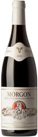 Вино красное сухое «Morgon» 2009 г.