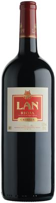 Вино красное сухое «LAN Crianza, 1.5 л» 2011 г.
