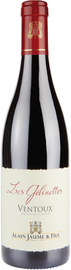 Вино красное сухое «Ventoux Les Gelinottes» 2012 г.