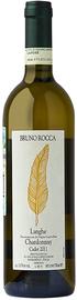 Вино белое сухое «Langhe Chardonnay Cadet» 2008 г.