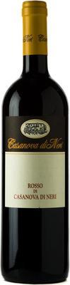 Вино красное сухое «Rosso Di Casanova Di Neri» 2009 г.