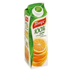 Сок «Тонус Актив+ апельсин»