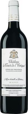 Вино красное сухое «La Tour de L'Eveque» 2012 г.