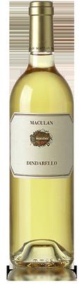 Вино белое сладкое «Dindarello, 0.375 л» 2014 г.