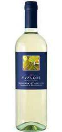 Вино белое сухое «Il Valore Trebbiano D'Abruzzo» 2014 г.