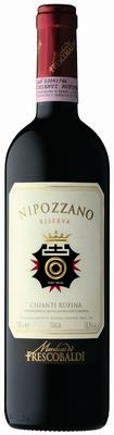 Вино красное сухое «Marchesi de Frescobaldi Nipozzano Riserva» 2011 г.