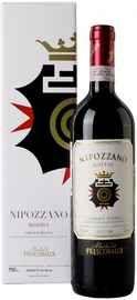 Вино красное сухое «Marchesi de Frescobaldi Nipozzano Riserva» 2011 г.,  в подарочной упаковке