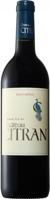 Вино красное сухое «Chateau Citran Haut-Medoc» 2007 г.