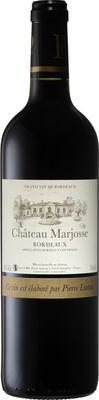 Вино красное сухое «Chateau Marjosse Rouge» 2011 г.