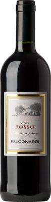 Вино красное полусладкое  «Falconardi Rosso»