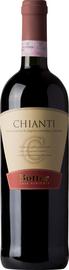 Вино красное сухое  «Botter Chianti » 2014 г.
