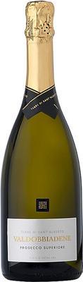 Вино игристое белое сухое «Terre di Sant'Alberto Prosecco Superiore Valdobbiadene, 0.375 л»