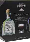 Текила «Patron Silver & Patron XO Cafe with 2 glasses» набор с двумя бокалами.