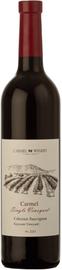 Вино красное сухое «Carmel Single Vineyard Cabernet Sauvignon» 2009 г.