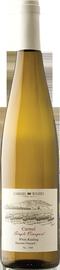 Вино белое полусухое «Carmel Single Vineyard Riesling» 2011 г.