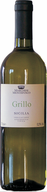 Вино белое сухое «Grillo Marchese Montefusco» 2014 г.