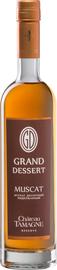 Напиток винный «Мускат десертный выдержанный Гранд Десерт Шато Тамань Резерв» 2011 г.