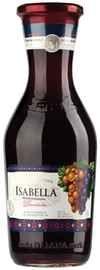 Вино столовое красное полусладкое «Isabella»