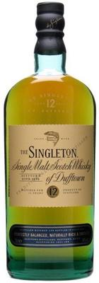 Виски шотландский «The Singleton of Dufftown 12 Year Old»